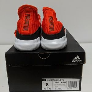 adidas Shoes - Adidas Predator 19.3 TR Red Sneakers NY Red Bulls